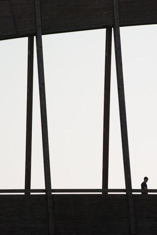 Rimini. Ponte sul fiume Marecchia